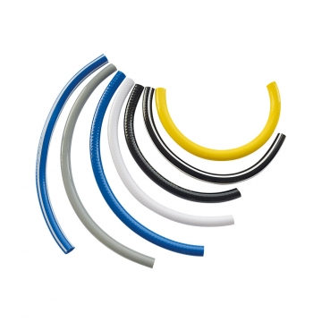 Flexible hoses for gases