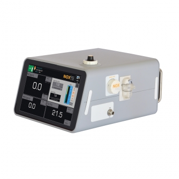 Semiautomatic or manual dosing and Nitric Oxide monitor